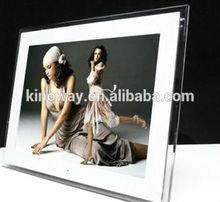 For Personal art portrait Romantic 12.1inch HD touch screen digital photo album