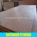 muebles de paletas de madera contrachapada bintangor