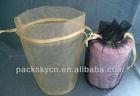 Cheap Organza Bag with Drawstring