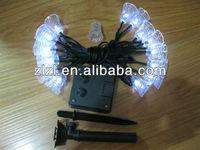 christmas LED solar energy lght string