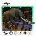 elefante artificial modelo muestra