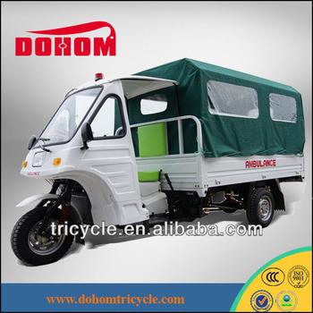 200cc three wheel passenger tricycle