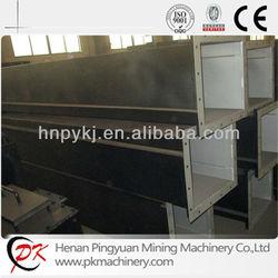 China Top 10 Lump Chian and Belt Bucket Feeding Conveyor
