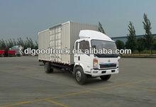 HOWO mini van truck