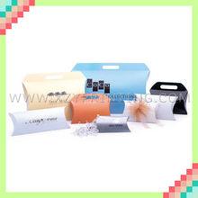 Pillow box gift packaging supplies