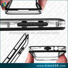 PC+TPU smart mobile phone bumper case for blackberry z10