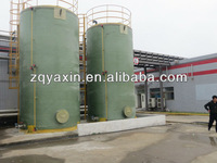 Chinese manufactory fiberglass frp septic water treatment tanks for sale