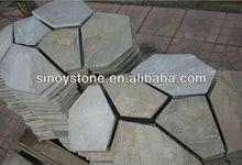 slate wall paving paste