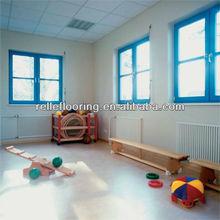 floor covering vinyl for kindergarten