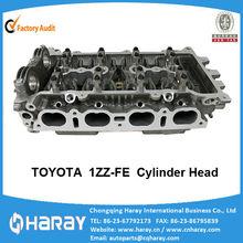 Engine Cylinder Head for Toyota Corolla/Corolla Fielder 1ZZ-FE(11101-22080,11101-22081)
