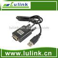 preço favorável usb para rs232 dados cabo condutor