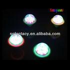 colour changing led peg- top,led lighting peg top