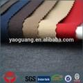 poliéster rayón de lana de algodón mezcla de tejido de punto