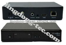 vivo box s926 vivobox nuco azbox twin tuner FTA internet receiver satellite