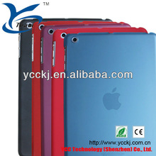 Factory price protect case for mini Ipad with rubber oil