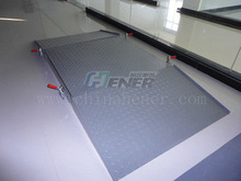 0.8*0.8m 5T Weighing Platform Scale (with frame)