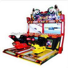 Popular design DF0058 Battle motor - Entertainment driving car game machine