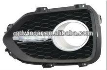 12V high power long life hot sale car light/special daytime running light/ LED DRL Light for Kia Sorento 2011-2012