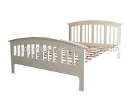 wood bed frame / wooden quuen bed