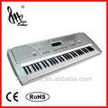 Electrónica música de órgano para los niños