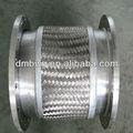 de acero inoxidable corrugado flexible metálico de la manguera