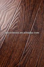 Teak Block Floor Laminate Flooring