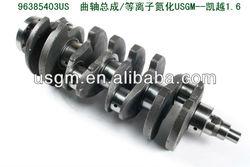 Crankshaft for Opel Optra OE NO:94658971