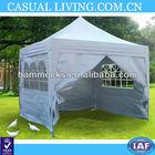 10x10 EZ Pop Up Party Wedding Tent Canopy Gazebo 4 wall