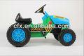 pedal de tractor cargador para los niños