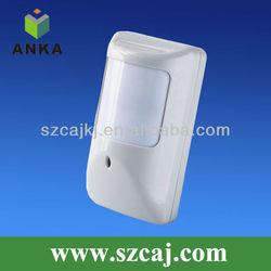 Anti-theft passive infrared door motion detector
