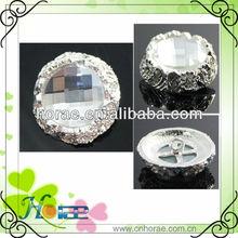 factory wholesale fashion rhinestone button,decorative rhinestone botton