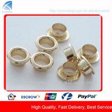 YX-32 brass eyelets for shoes, garment, handbags