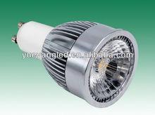 Aluminum Alloy 5w/6w cob led spot light ce & rohs certificate