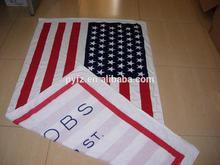 dominican cotton flag beach towel beach towel pareo kikoy favors