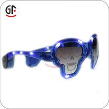 2013 New Style Fashional Hot Selling Flashing Led Eyewear/Sunglasses