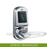 Security Smart Cards Door Lock Electronic (HF-LM9)