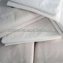 poly cotton twill grey fabric/t/c fabric