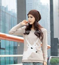 fashion women knit hat