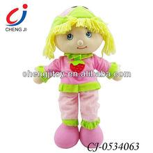 moda muñecas de trapo fabricante