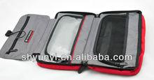 wash bag and fashion briefcase