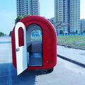 Cozinha móvel trailer xr-fc250 b