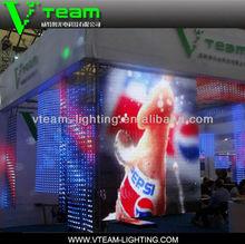 Slim xxx images LED Curtain for backgroud