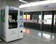 media advertising vending machine/Bill machine with 46 inch screen