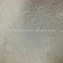 chiffon spange embroidered crush fabric