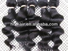 Homeage hot sale 100% virgin remy brazilian human hair wavy