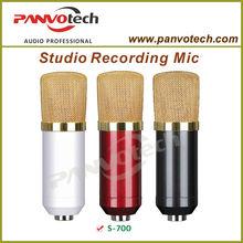 Panvotech high sensitivity electret condenser microphone