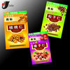 polythelene bag for dry nuts with logo printing