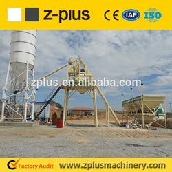HZS25 Concrete batch plant distributor in Philippines
