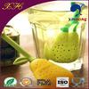 Cute design 100% eco-friendly pear shape silicone tea strainer/fruit infusion tea