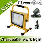 30W Chargeable led work light led car light 120v 220v 12v 24v